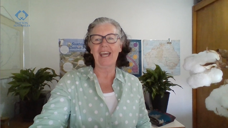 On World Cotton Day 2020, Jenny provides insight into Cotton Australia's education resources.